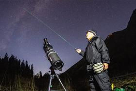 Астрономический поход козеру Кардывач