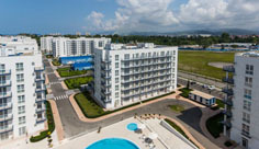 Апарт-отель «Имеретинский» Прибрежный квартал