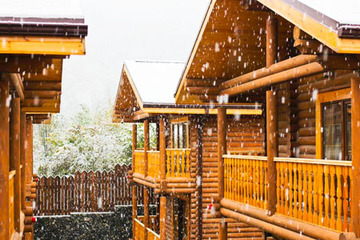 Эко-деревня «Снегири Village»