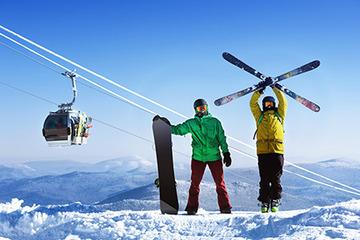 GetSki— онлайн прокат горнолыжного оборудования