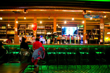 Бар «Harats Irish Pub»