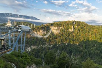 Парк приключений навысоте Skypark AJHackett Sochi