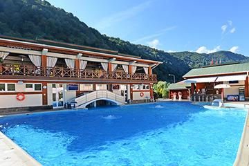 Летний бассейн (открытый)