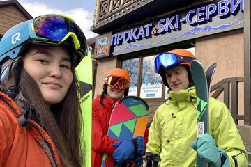 K2TOUR— сеть прокатов лыж исноубордов вКрасной Поляне
