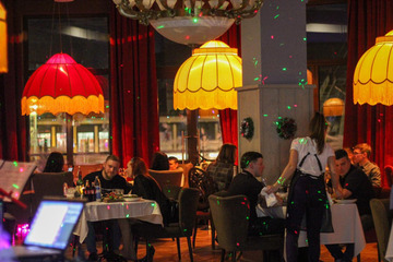 Ресторан ипаб Трикони