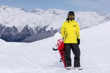 Обзор фрирайдной одежды Marmot Freerider Gore-Tex