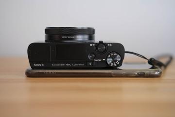 Обзор камеры Sony Rx100m6