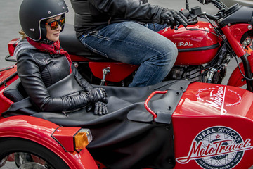 URAL MOTOTRAVEL— Туры нановых мотоциклах Урал сколяской. Аренда