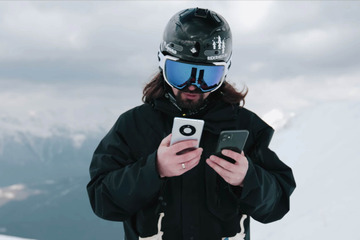 Морозостойкий смартфон HUAWEI Mate 40 Pro