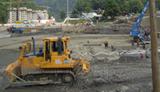 Начато строительство новой канатной дороги от Альпики-Сервис до ГЛК Газпром