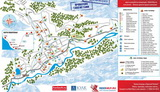 Обновленная карта Красной Поляны