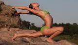 1 июня йога-марафон на Роза Хутор