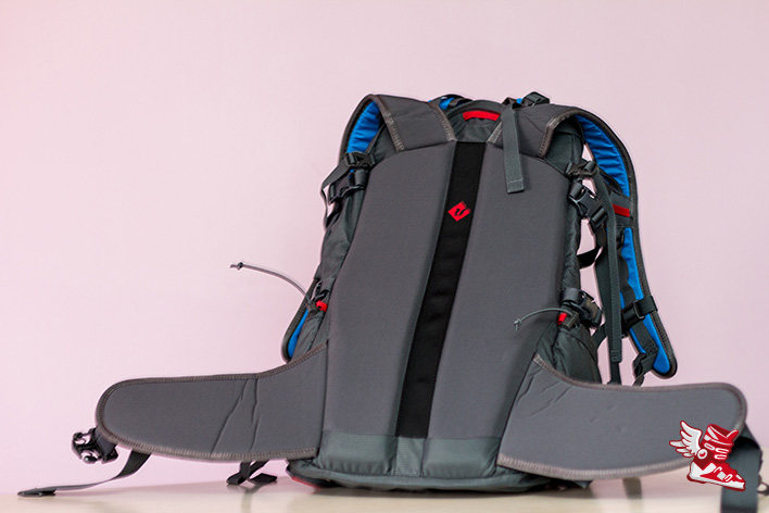 Red Fox Descente 35L