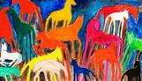 Выставка «Horse-мажор» Гарри Зуха