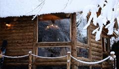 Каштановый двор, домик на 2-4 чел