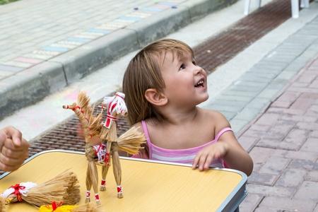 Как прошел День защиты детей в Горки Городе