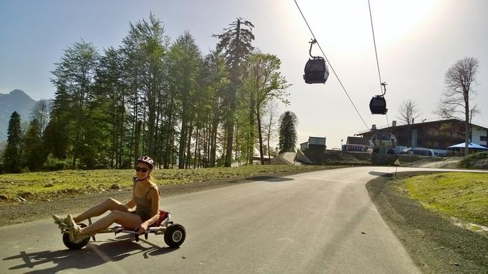 велодорожка Красная Поляна