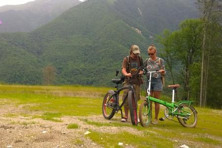 На велосипеде по Красной Поляне. Лайфхаки от RiderHelp