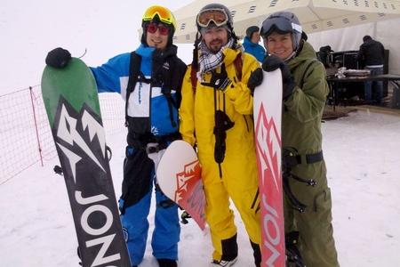Обзор сноубордов Jones Flagship, Flagship Carbon и Jones Hovercraft