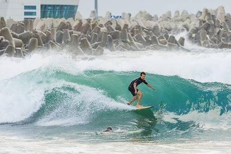 Серфинг в Сочи с 5 по 25 ноября