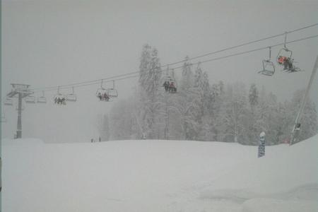 1 января открылся для катания Газпром