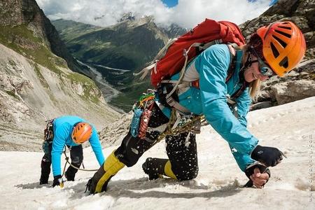 Курс начальной альпподготовки для фрирайдеров в Архызе с 1 по 10 мая