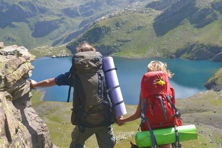 Как рюкзаки Deuter прошли 1000 км по горам Абхазии и что с ними стало