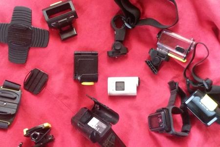 Обзор юзабили экшн камеры Sony HDR-AS100V