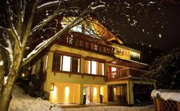 Отель «Резиденция Парк Шале»