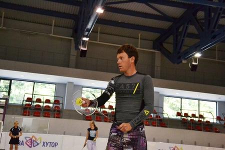 27 августа и 29 октября состоятся турниры по бадминтону на горном курорте «Роза Хутор»