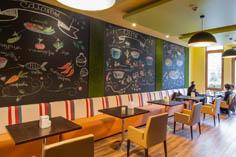 Ресторан быстрого обслуживания «Печь»