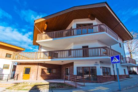 Новый гостиничный комплекс Rosa Village наРоза Хутор