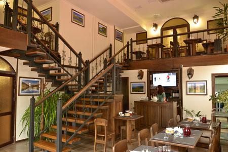 Красная Поляна— дегустационный комплекс икафе местной кухни