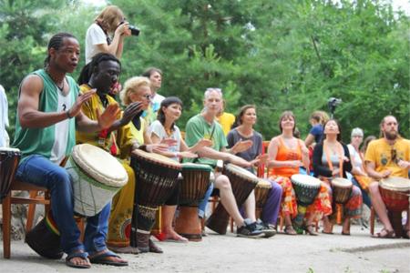 IМеждународный фестиваль «Барабаны мира»