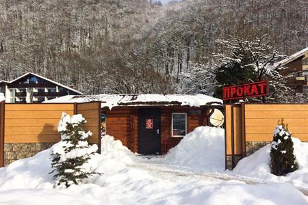 Прокат SkiSportService