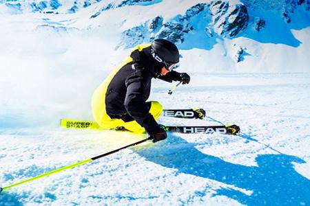 Бесплатные тесты горных лыж HEAD наГазпроме