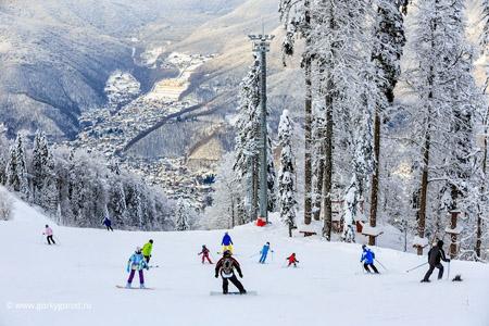 «Горки Город» снизил стоимость ски-пассов