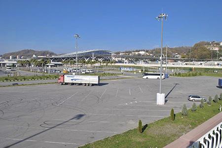 Закрытие парковок Олимпийского парка
