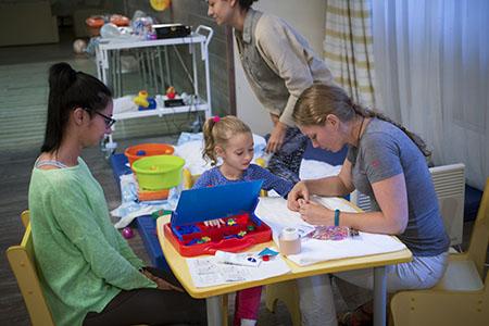 «Страна Сенсория»— программа реабилитации для детей снарушениями двигательных функций