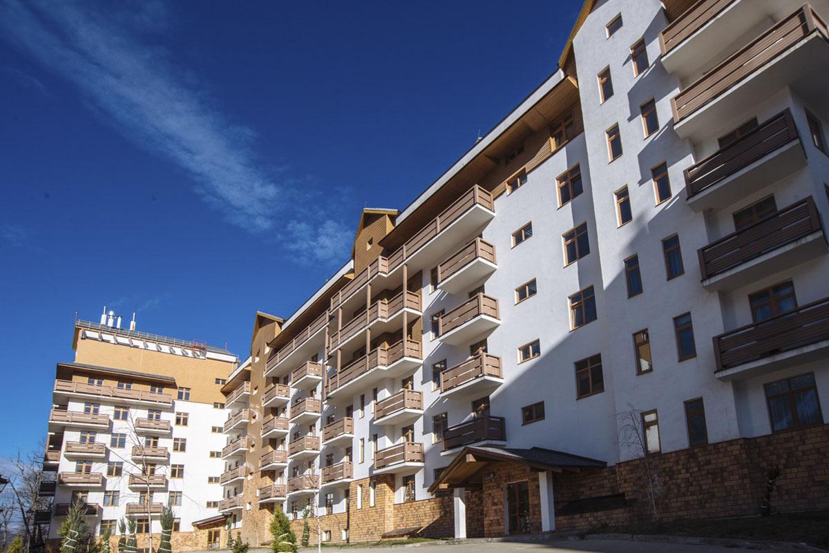 Отель «28» вГорной Олимпийской деревне