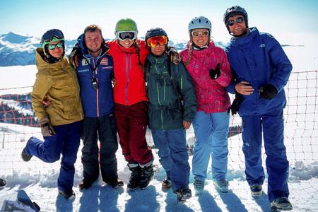 Школа горных лыж исноуборда Funsnow