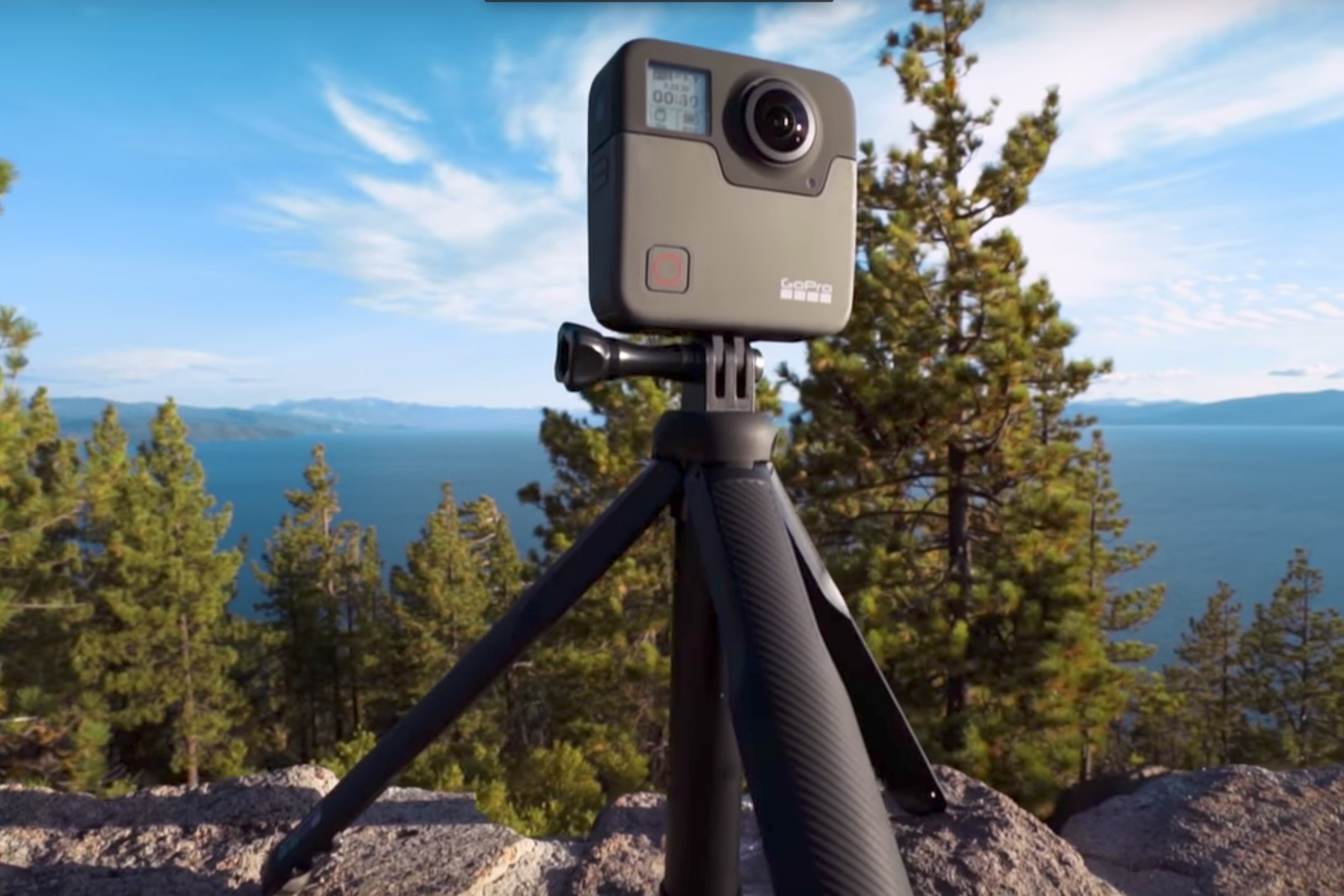 28сентября GoPro представили 3 новинки: Камеру GoPro 6, обновленнный дрон Karma исовершенно новую 360 камеру Fusion.