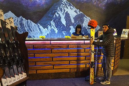 K2TOUR— горнолыжный прокат для начинающих вАдлере