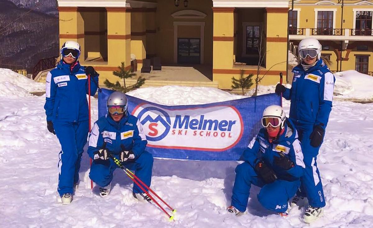 MelmerSkiSchool— Чемпионы России среди инструкторов 2017
