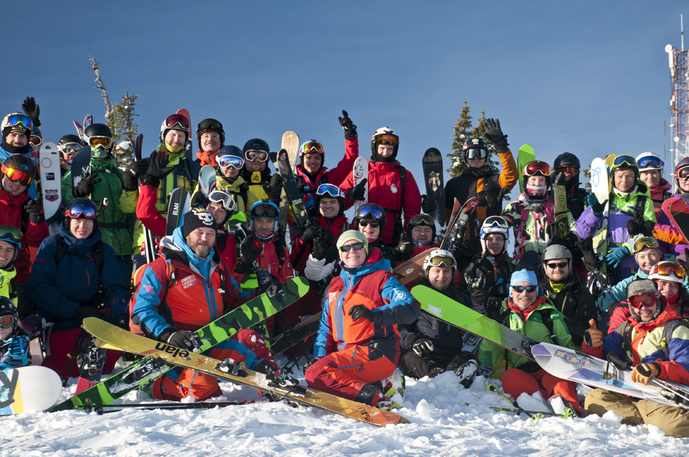 Trueski Freeride club