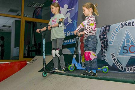 Детский Клуб RSC «Точка Актива»— Школа Экстрима для Детей