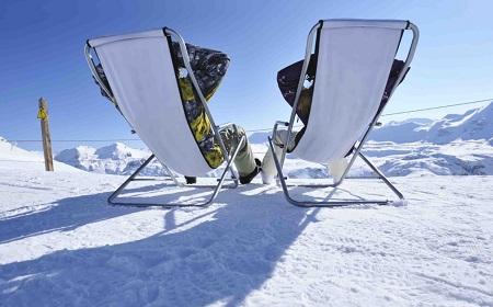 Горнолыжный склон Альпика временно приостанавливает свою работу