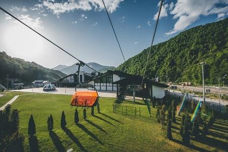 Летний сезон насклоне «Альпика»
