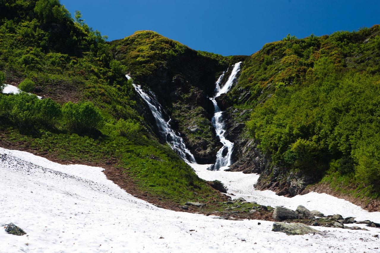 Хмелевские Озера иАчипсинские водопады