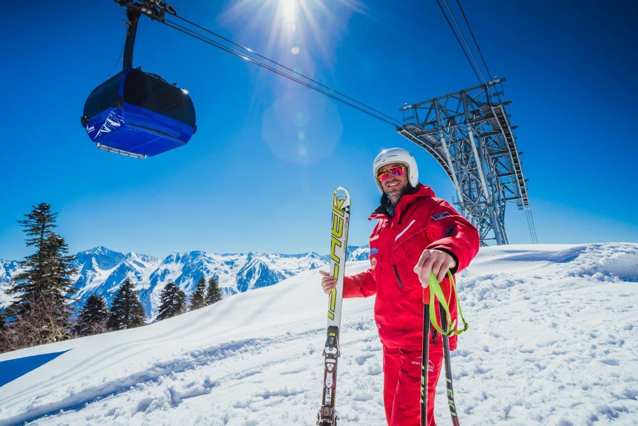 Продажа ски-пассов наГазпром соскидкой до30%